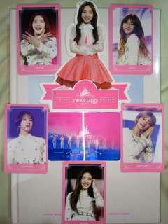 WTS TWICE Twiceland The Opening Concert DVD Photocard