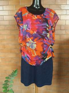 Party Dress Colorful