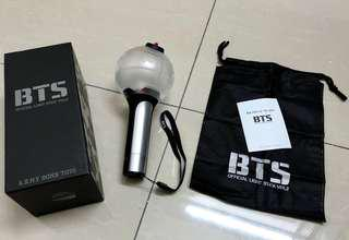 OFFICIAL ARMY BOMB VER. 2 (BTS LIGHTSTICK)