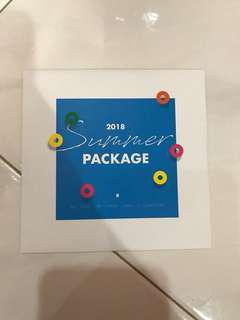 WTS BTS Summer Package 2018 in Saipan DVD