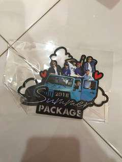 WTS BTS Summer Package 2018 in Saipan Travel Topper
