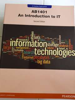 AB1401 introduction to IT
