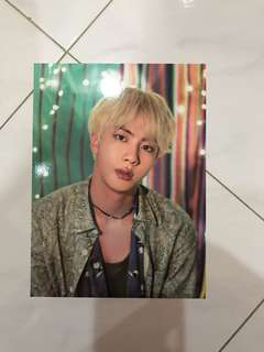 WTS BTS Summer Package 2018 in Saipan Mini Poster Jin
