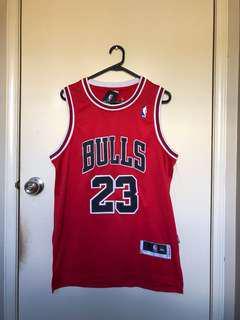 Authentic Bulls jersey