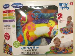 Playgro Tummy time / Play mat