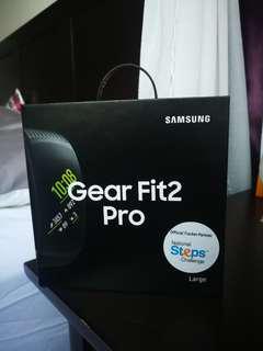 BNIB Samsung Gear Fit 2 Pro