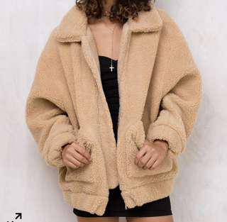 IAMGIA pixie coat size XS