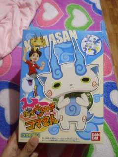 Komasan Yokai Watch Figure