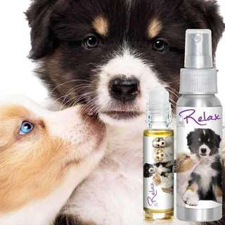 "The Blissful Dog ""Relax"" Dog Aromatherapy Essential Oil"
