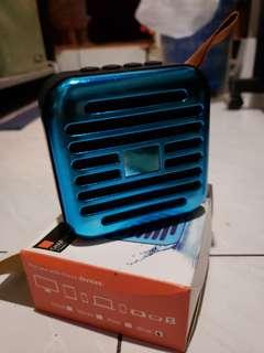 無線藍芽喇叭 Portable Wireless speaker