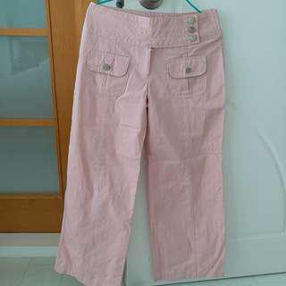 Pink square  Pants