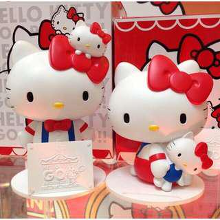 Hello Kitty 40th Anniversary Figure