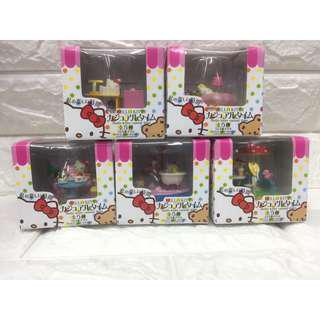 Hello Kitty Set of 5