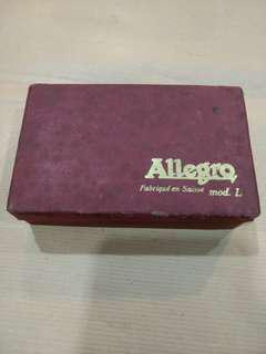 Antique Allergo blade sharpener
