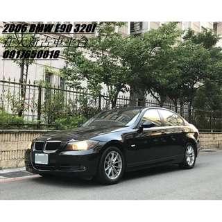 BMW E90 320I 低月付免頭款交車