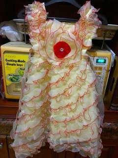 Dress girl cantik