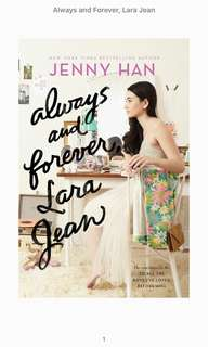 ALWAYS AND FOREVER LARA JEAN EBOOK