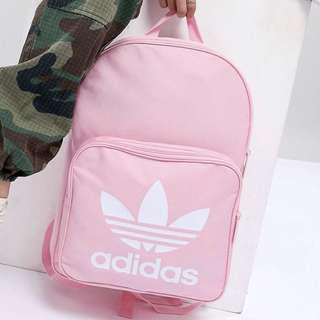 [PO] adidas originals classic bagpack in pink