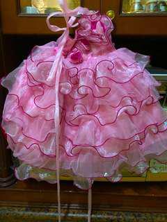 Dress flower cantik banget