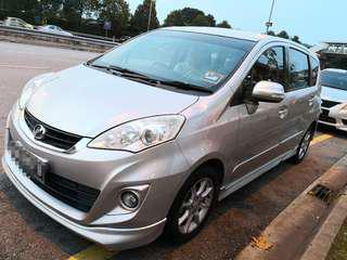 2014 Perodua Alza 1.5 Auto TipTop