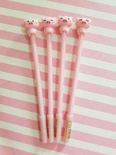 Piggy pens