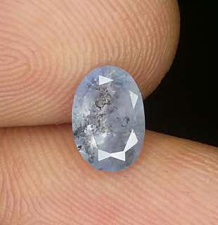Natural Blue Safir Ceylon Srilanka 0.97 carats