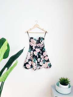 Tulip Garden Tea Dress