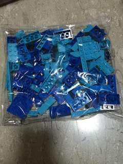 Lego Bricks Pack 8