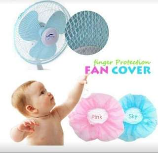Child Proofing Finger Protection Electric Fan Cover