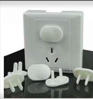 Child Proofing Socket Cover 10pcs