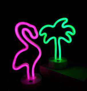 Coconut Tree Neon Lamp
