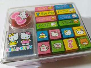 Hello Kitty 印仔