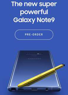 Samsung note 9 blue, 512GB