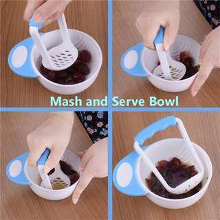 Mash & Serve Baby Food Masher