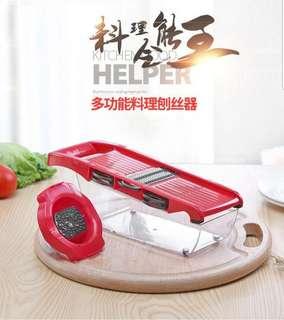 Multi-function vegetable/fruit cutter