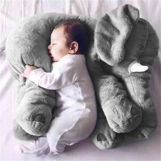 Elephant Baby Pillow or Toy