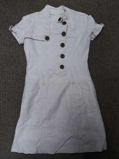 Dress B/W