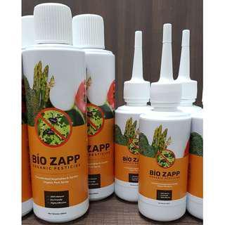 Bio Zapp - Concentrated Organic Vegetables & Garden Pest Spray  (100ml)
