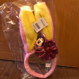 Disney Minnie 復活節 兔耳頭箍
