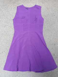 Dress Ungu / Purple Dress
