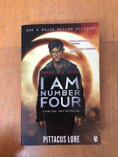 🚚 I am Number Four by Pittacus Lore