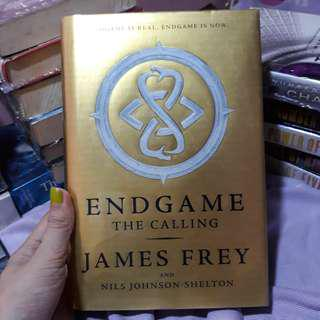 END GAME (SIGNED)