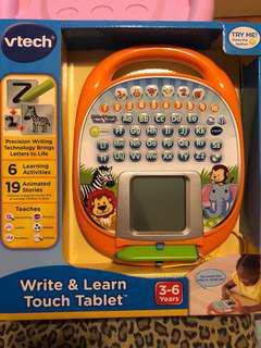 Vtech 兒童學習英語、形狀玩具
