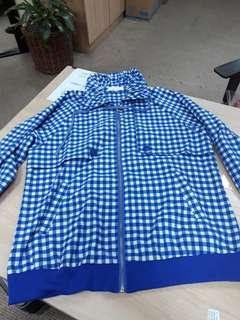 Blue Jacket XL