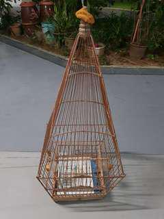 Puteh Cage jumbul cage finch cage