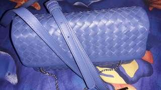 Calonge Authentic Soft Leather sling bag