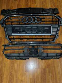 Audi B8.5 Front Grille