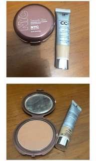 IT Cosmetics cc cream shade light