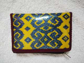 Tribal Design Coin Purse