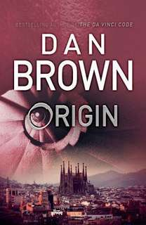 Dan Brown Origin novel